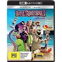 Hotel Transylvania 3 (4K Ultra HD + Blu-ray)