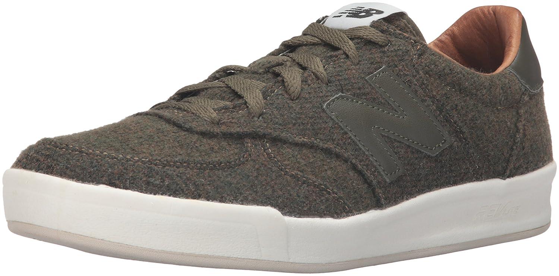 New Balance Men's Crt300 Classic Court Fashion Sneaker 6.5 D(M) US|Olive
