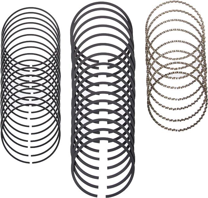Hastings 2M598S Single Cylinder Piston Ring Set