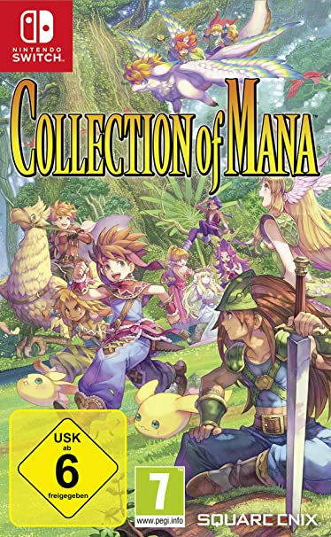 Collection of Mana (Switch) [Importacion Alemania]: Amazon.es ...