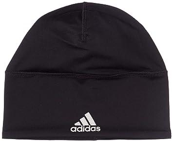 Adidas BR0796 Climalite Loose Beanie - Black Black Reflective Silver Silver 9e1b0244504e