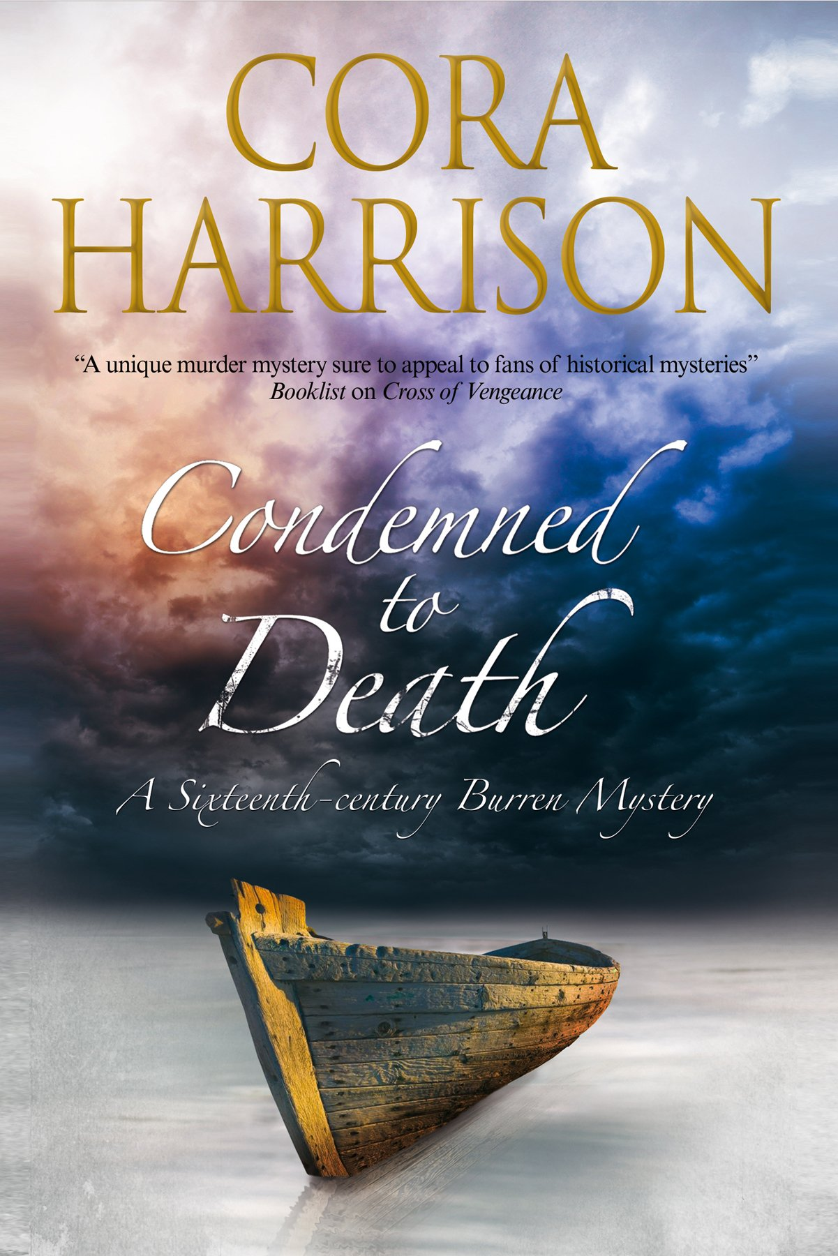 Read Online Condemned to Death: A Burren mystery set in sixteenth-century Ireland ebook
