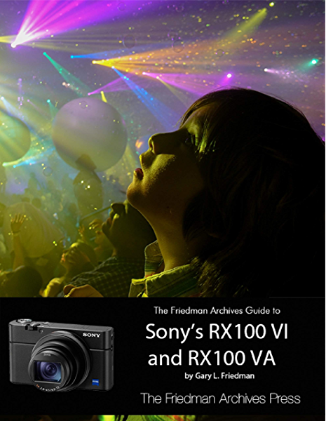 Photographers Guide to the Sony DSC-RX100 V: Getting the ...