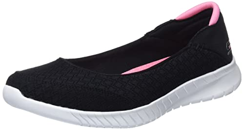 Skechers Wave-Lite-Dont Mention It, Zapatillas para Mujer, Negro