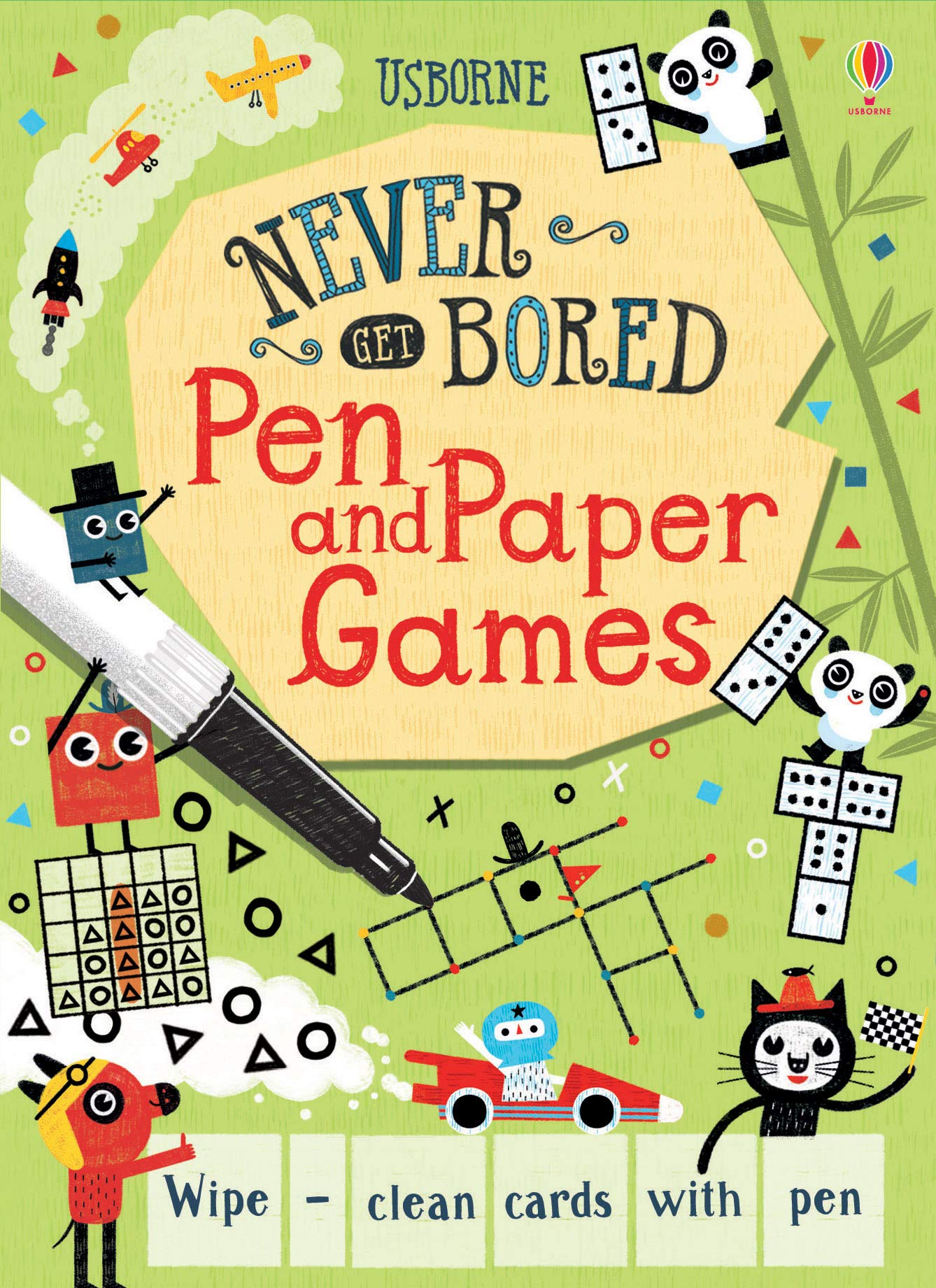 paper games to play when bored