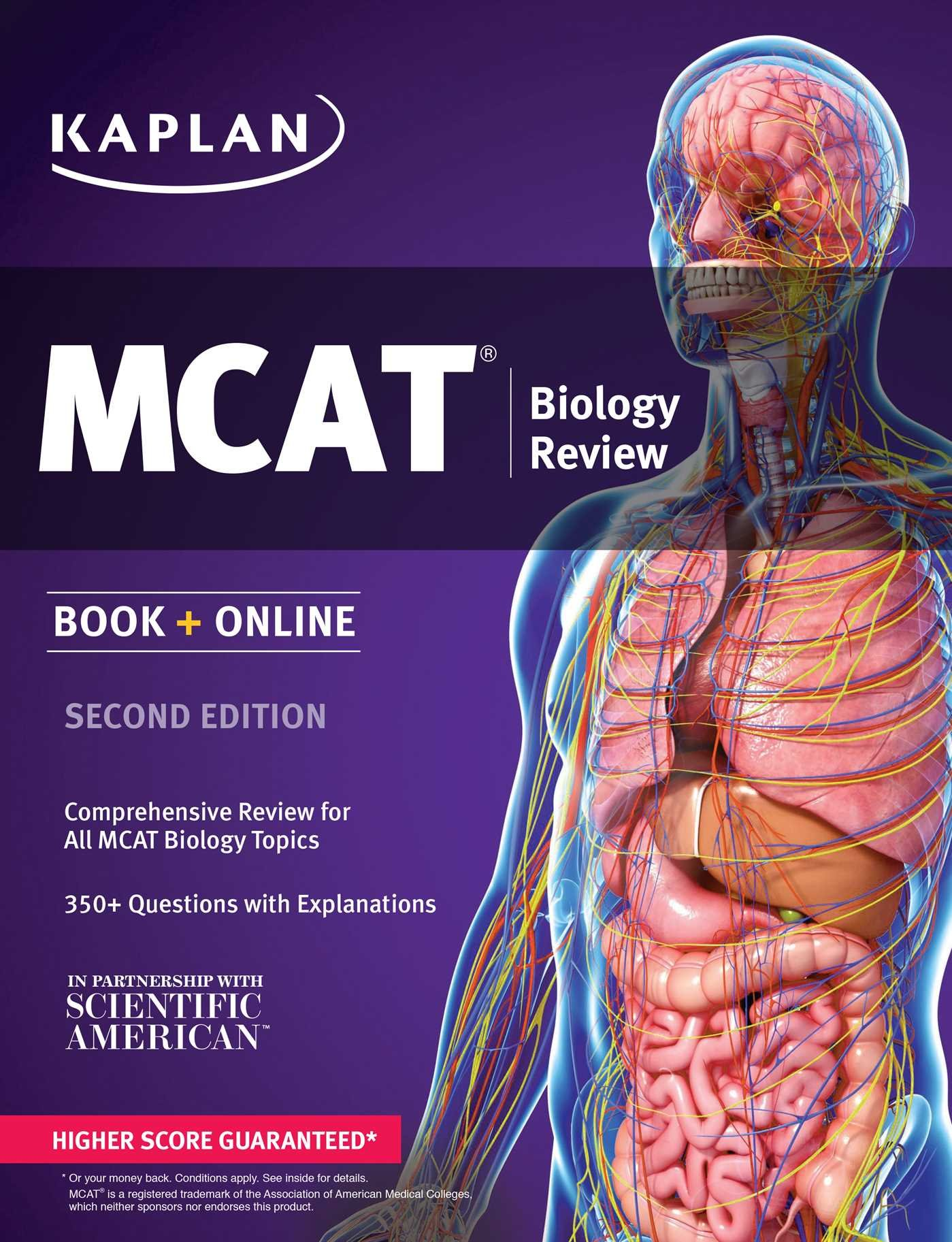 Kaplan Mcat Complete 7 Book Subject Review 2016 Book Online