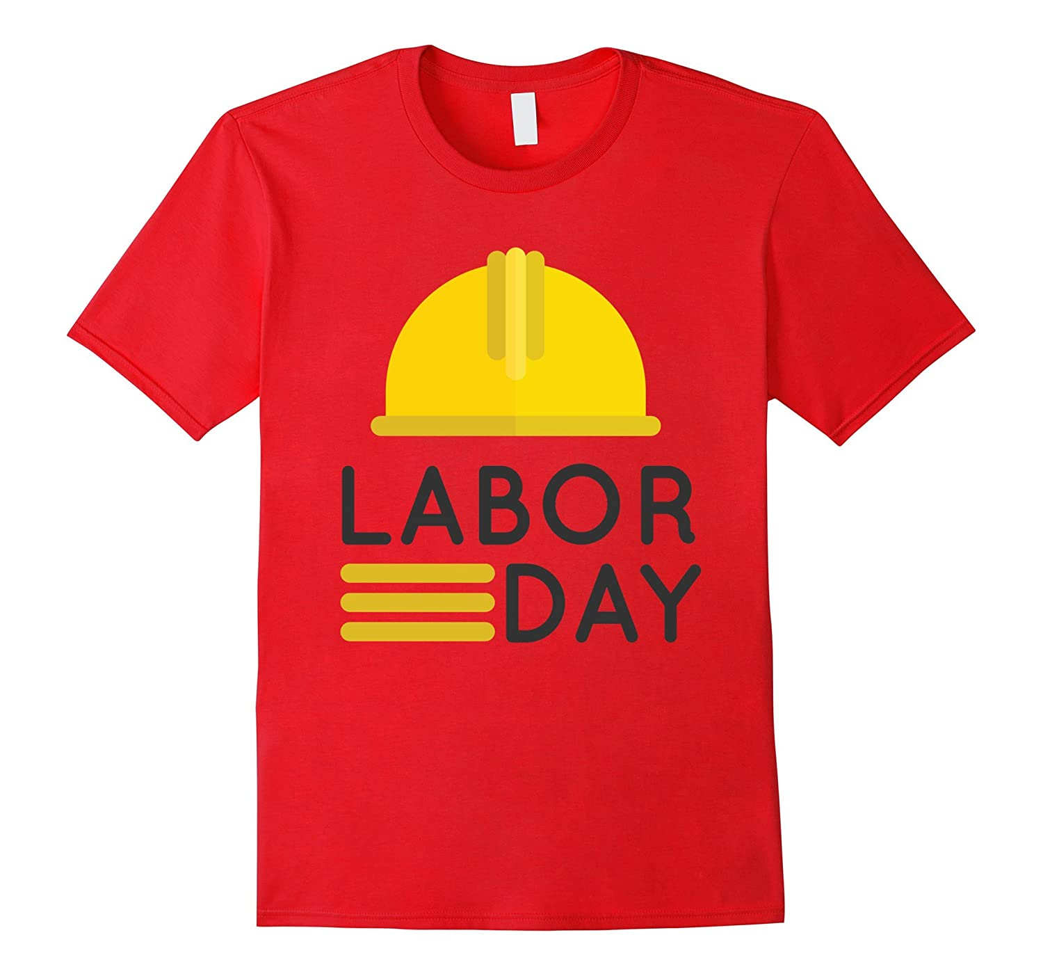 Labor Day Construction Of Cap T-Shirt-BN