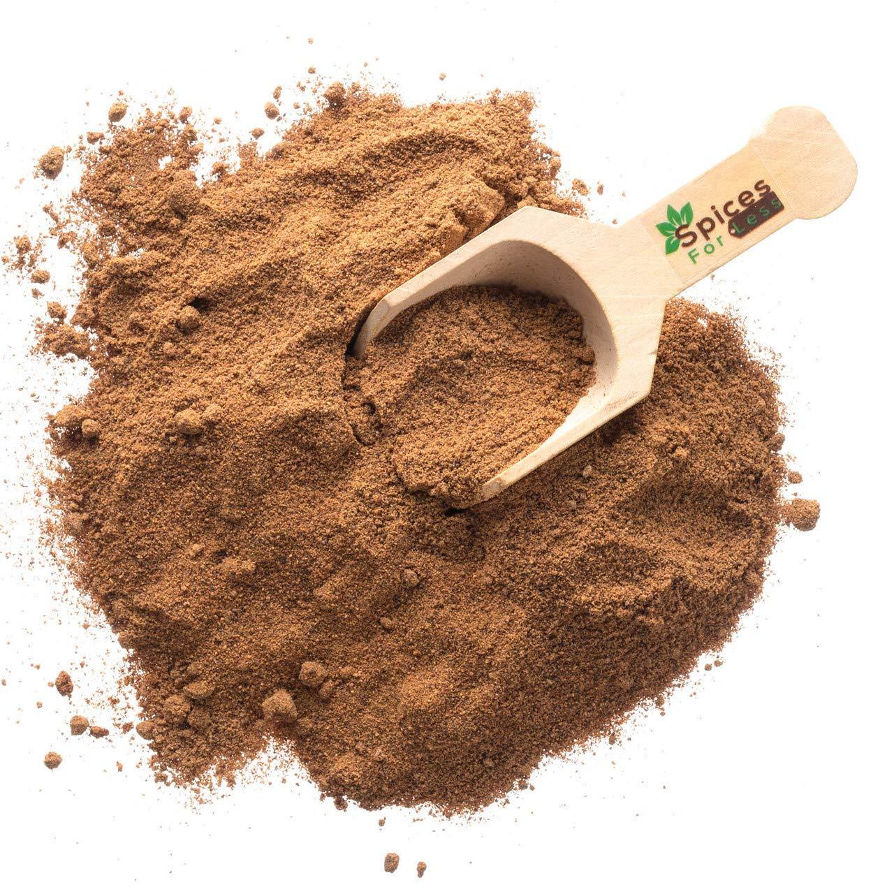 Nutmeg, Ground - 5 lbs Bulk