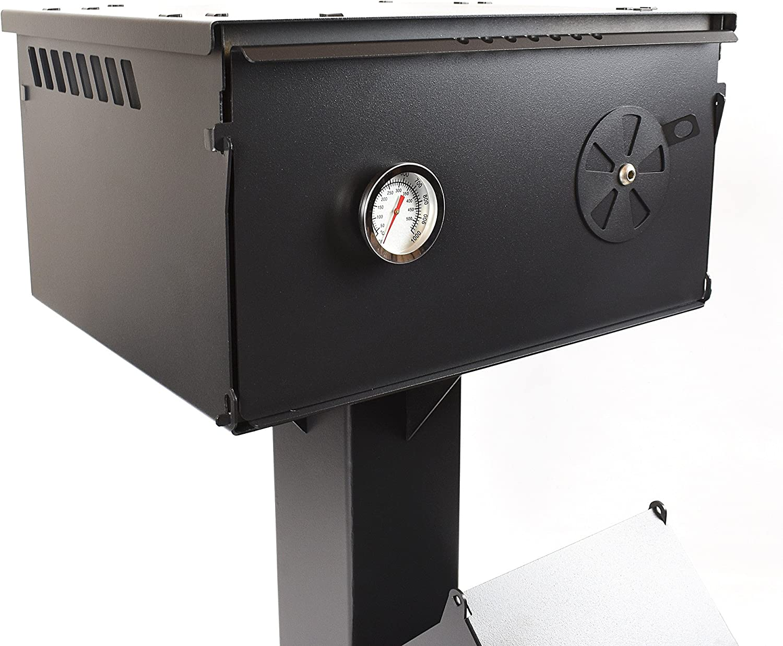 Rocket estufa horno de leña Attachment – Mini portátil Camping ...