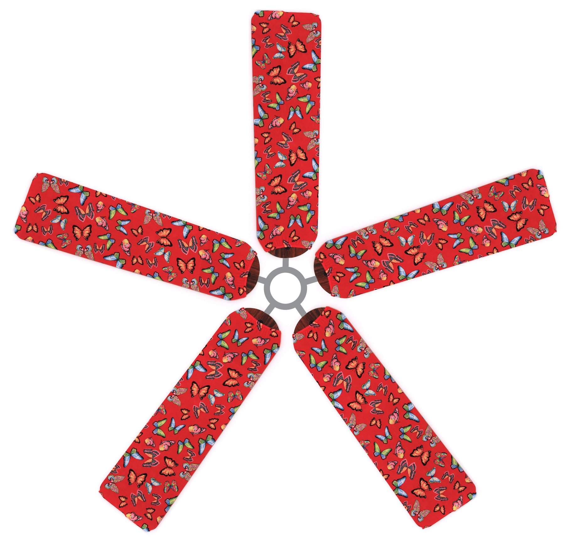 Fan Blade Designs Butterflies Ceiling Fan Blade Covers