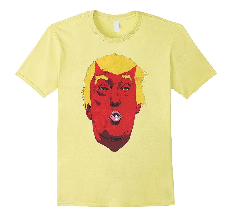 Anti-Trump for President 2016 T-Shirt-FL