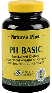 NATURES PLUS - PH BASIC 60CAP N.PLUS
