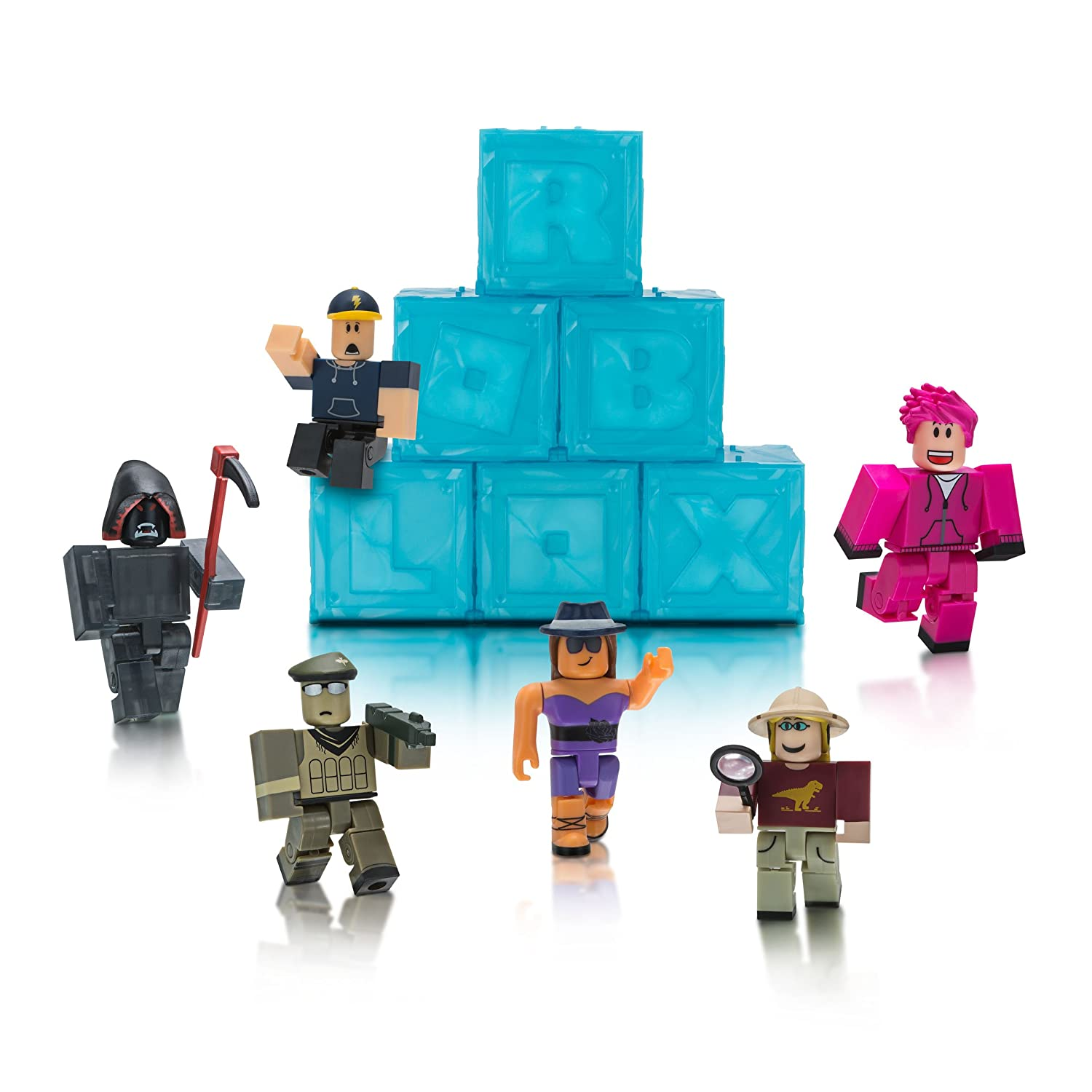Roblox Series 3 Patient Zero Mini Figure Without Code No Packaging - Roblox Series 3 Mystery Figures