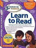 Hooked on Phonics Learn to Read, Kindergarten, Level 1