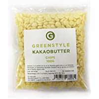 Cacaoboter chips - 100g - van greenstyle