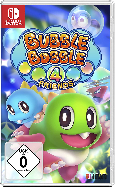 Bubble Bobble 4 Friends - Standard Edition - [Nintendo Switch] [Importacion Alemania]: Amazon.es: Videojuegos