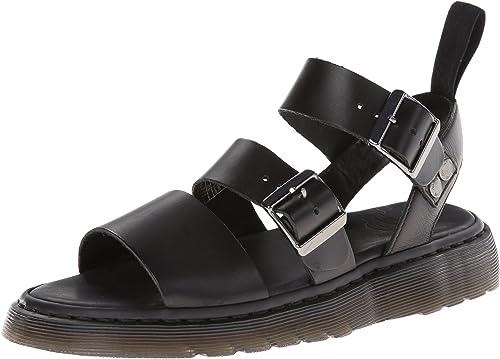lågt pris bra erbjudanden klassiska stilar Amazon.com   Dr. Martens Unisex Gryphon Gladiator Sandal   Sandals