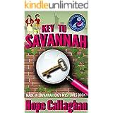Key to Savannah: A Garlucci Family Life Saga (Made in Savannah Mystery Series Book 1)