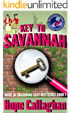 Key to Savannah: A Garlucci Family Life Saga (Made in Savannah Cozy Mysteries Series Book 1)