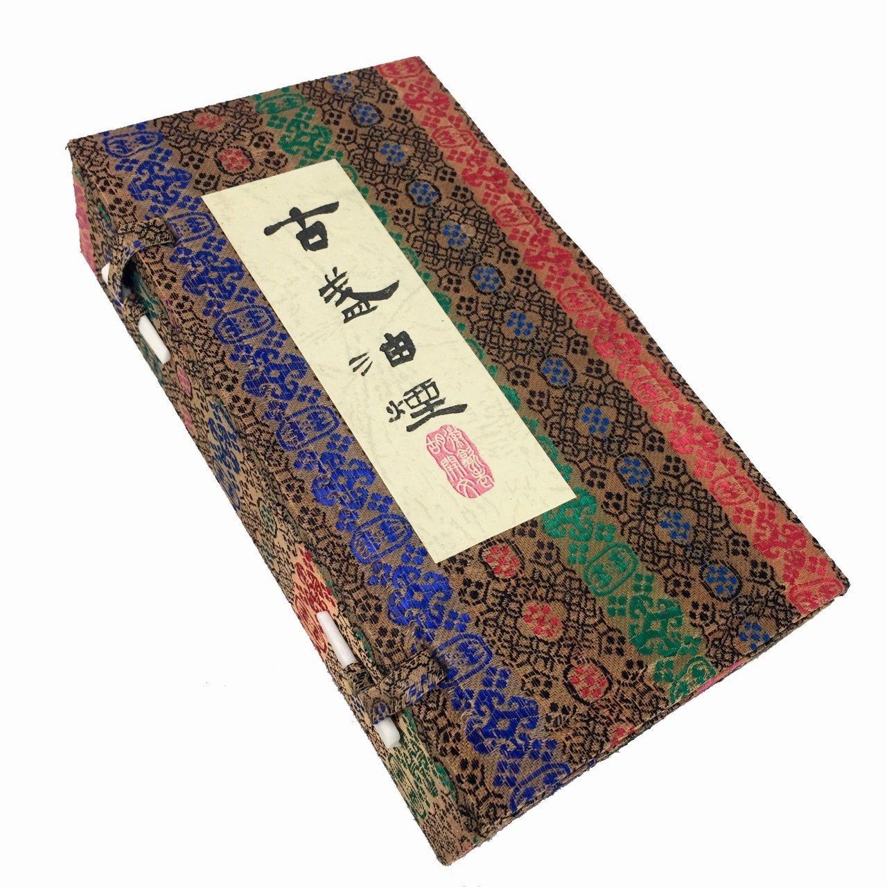 Li Ting Gui Old Hu Kai Wen Lux Ancient Recipe Oil Soot Inkstick (M)