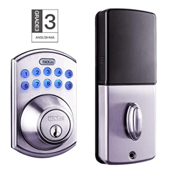 Tacklife Keyless Door Lock