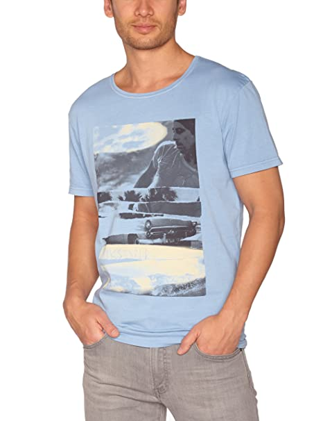 Quiksilver - Camiseta de running para hombre fd4e12381b0