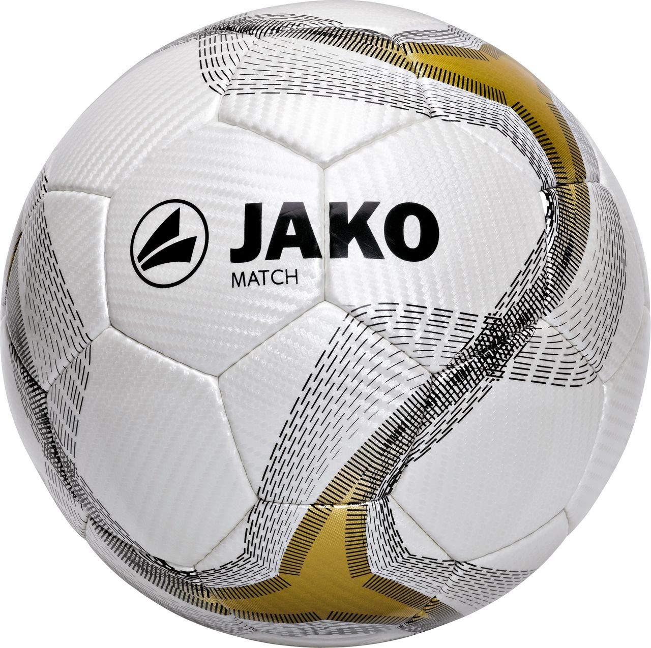 Jako Fußball Ball Match - Balón de fútbol de competición, Color ...
