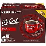 McCafé Premium Roast Coffee K-Cup Pods, 36 Count