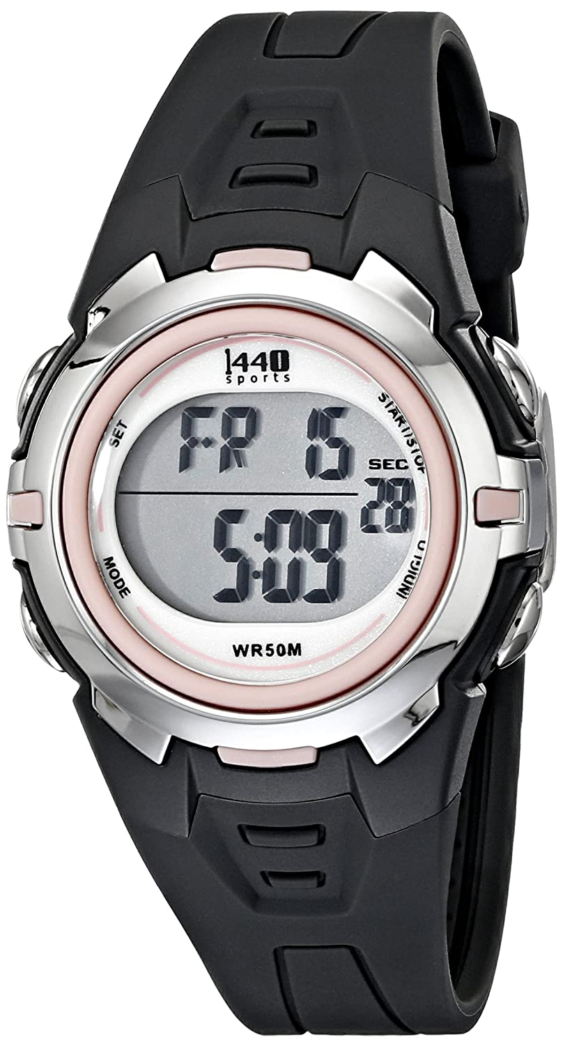 c0c9d0893 Amazon.com: Timex Women's T5K683 1440 Digital Watch with Resin Strap: Timex:  Watches