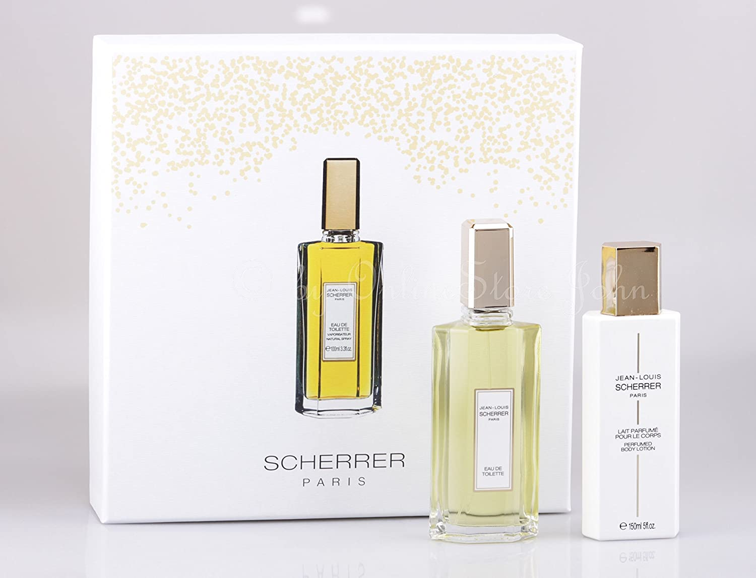 Jean-Louis Scherrer - Scherrer 1 Set - 100ml EDT + 150ml lotion pour le corps