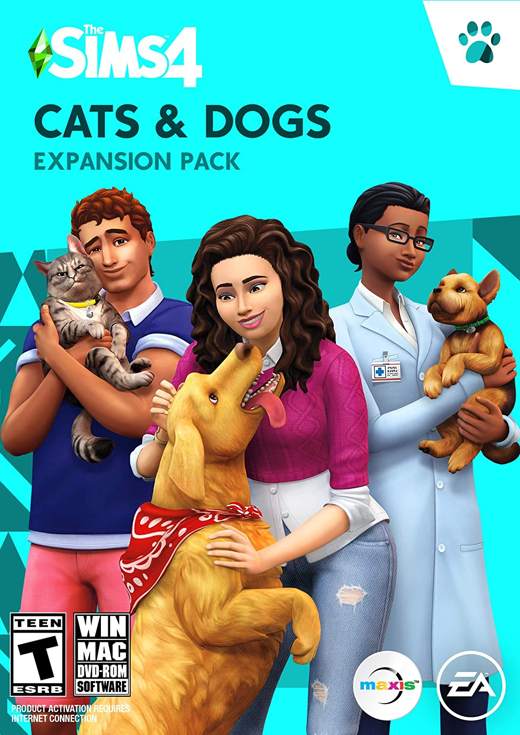 The Sims 4 Cats & Dogs - PC