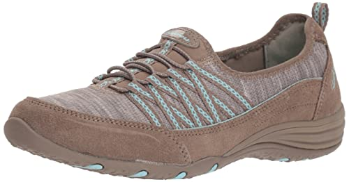 f004e60532323 Skechers Sport Women's Unity-Eternal Bliss Fashion Sneaker, Taupe/Blue, ...