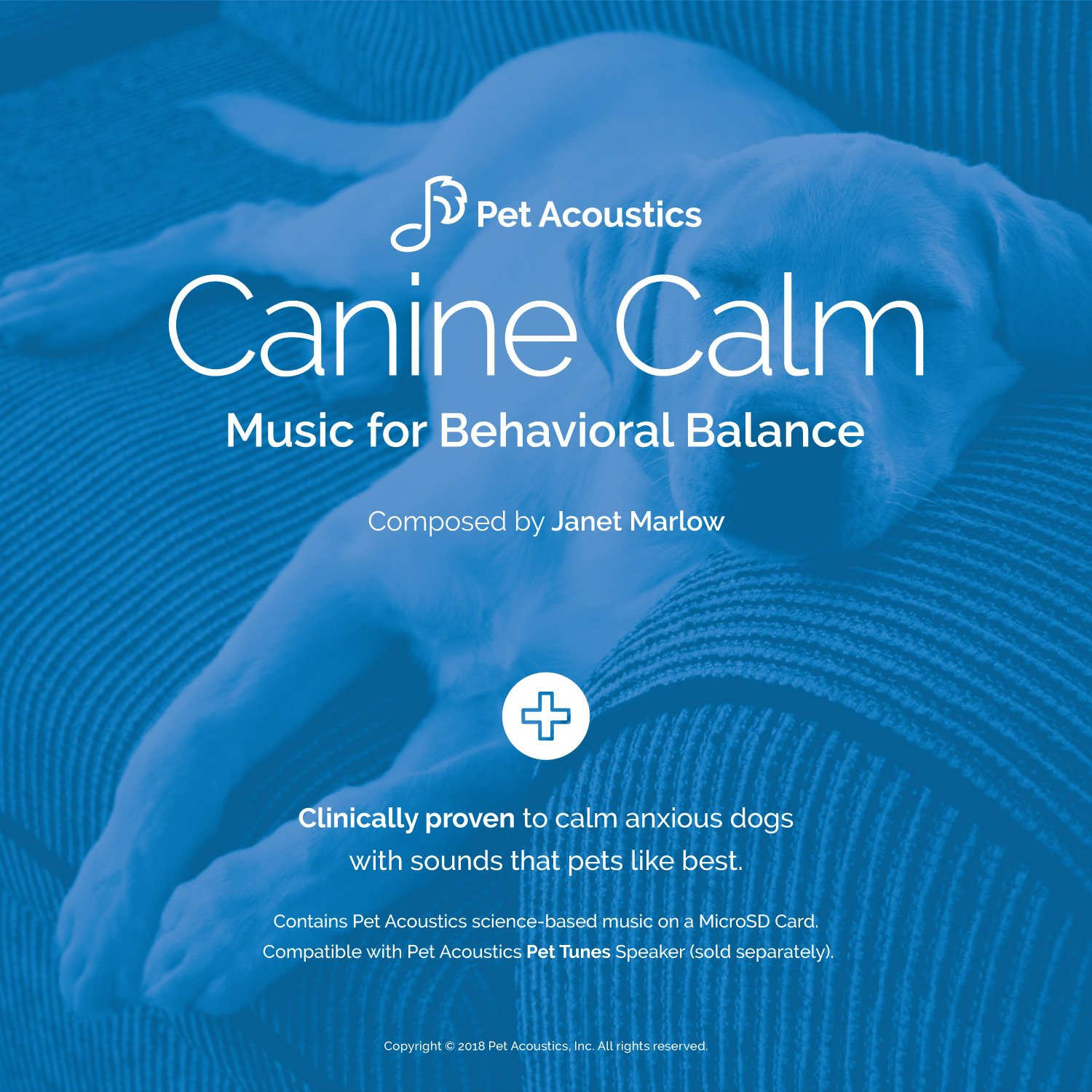 Pet Acoustics Canine Calm Music