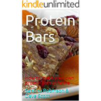 Protein Bars: How to make your own protein bars at home