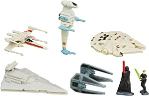 Star Wars Episode VI Micro Machines Deluxe Vehicle Pack Fall of the Empire