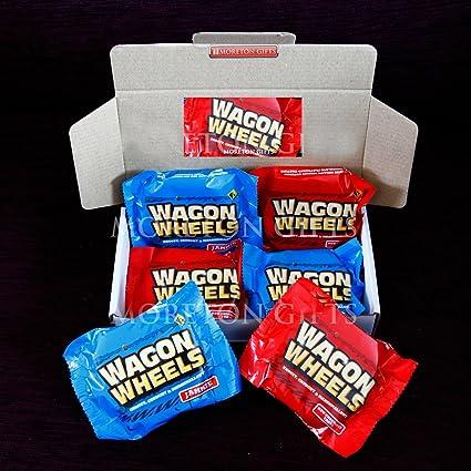 Wagon Wheels – Cajita para regalos – Cumpleaños, Gracias ...