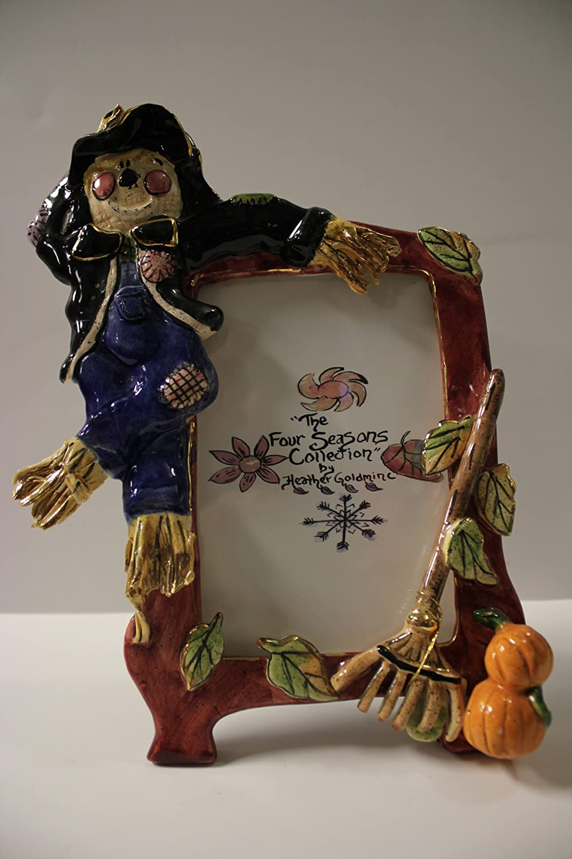 Clayworks by Heather Goldminc Decorative Frame Holder #FS20362