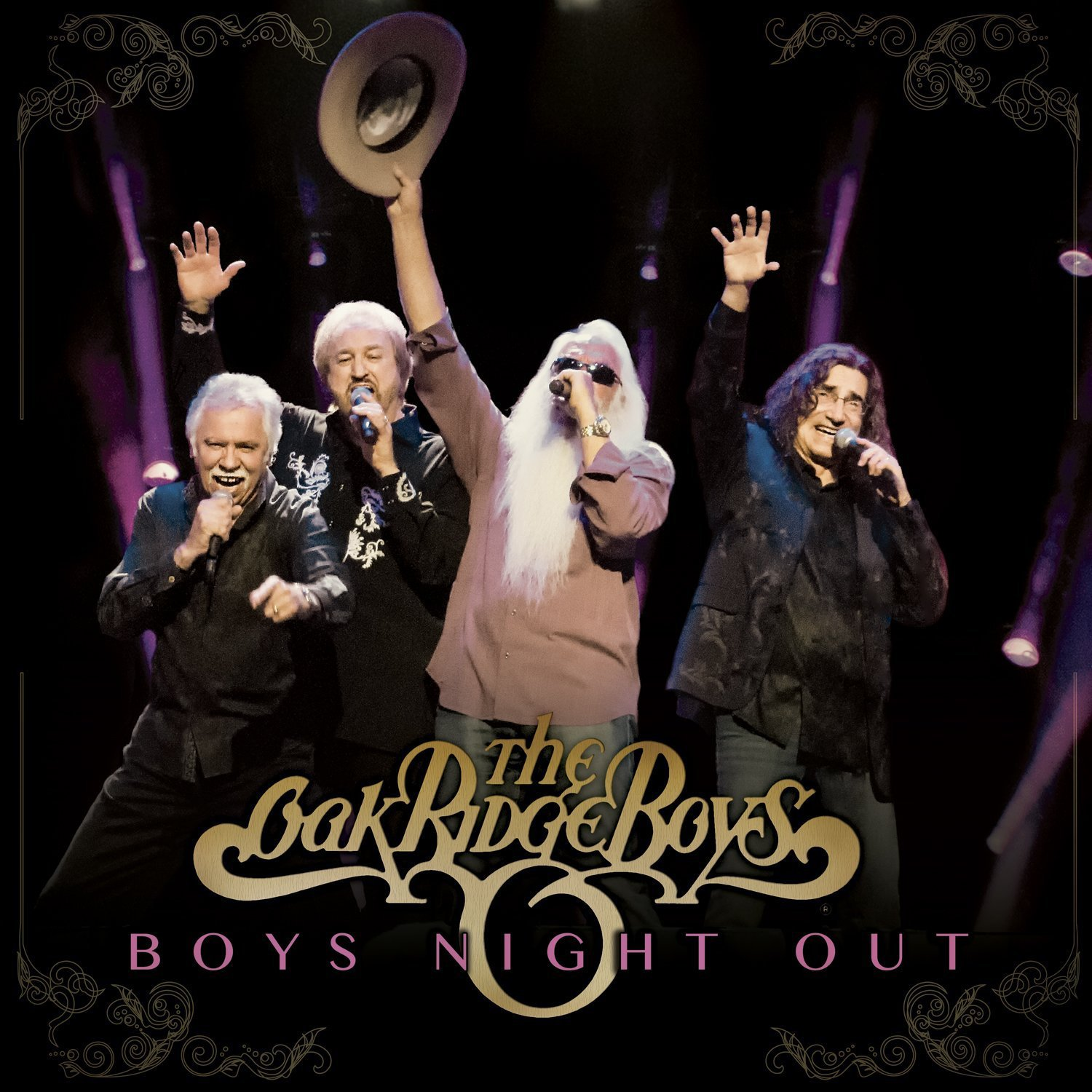 Oak Ridge Boys - Boys Night Out - Amazon.com Music