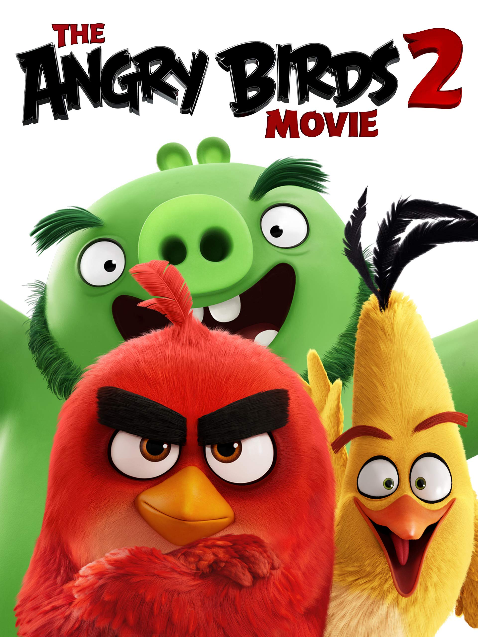 Watch The Angry Birds Movie 2 Prime Video