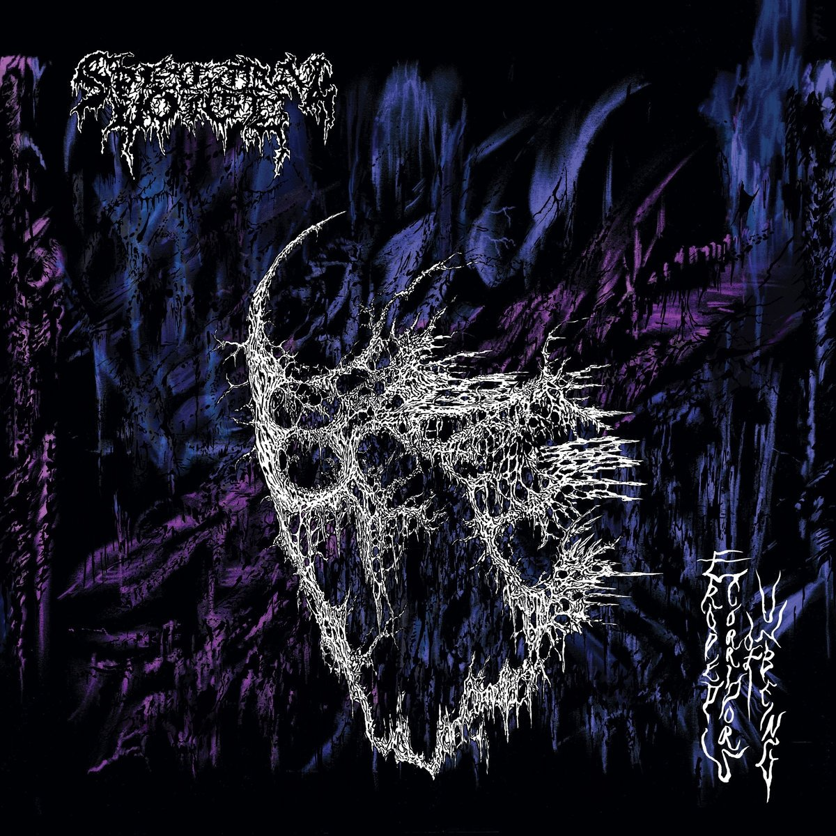 Spectral Voice - Eroded Corridors Of Unbeing (CD)