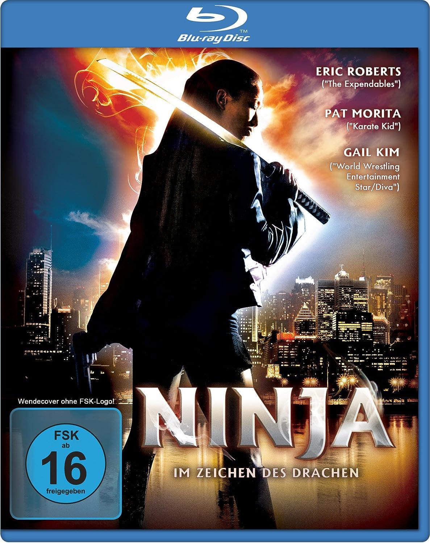 Amazon.com: Ninja - Im Zeichen Des Drachen (Blu-Ray) (Import ...
