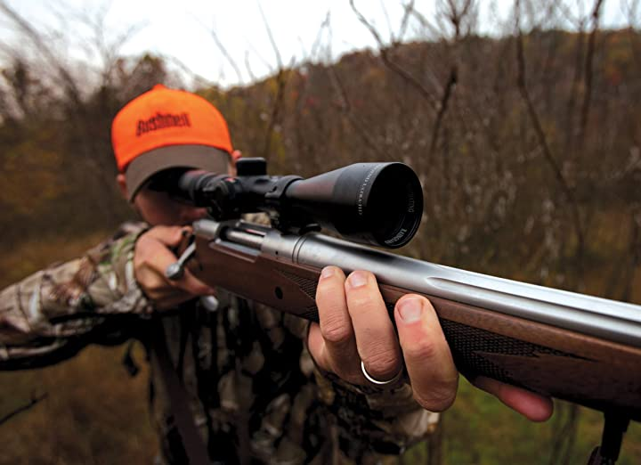Bushnell Legend Ultra HD Multi-X Reticle