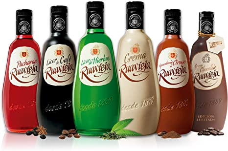 Ruavieja Licor de Café - 700 ml: Amazon.es: Alimentación y bebidas