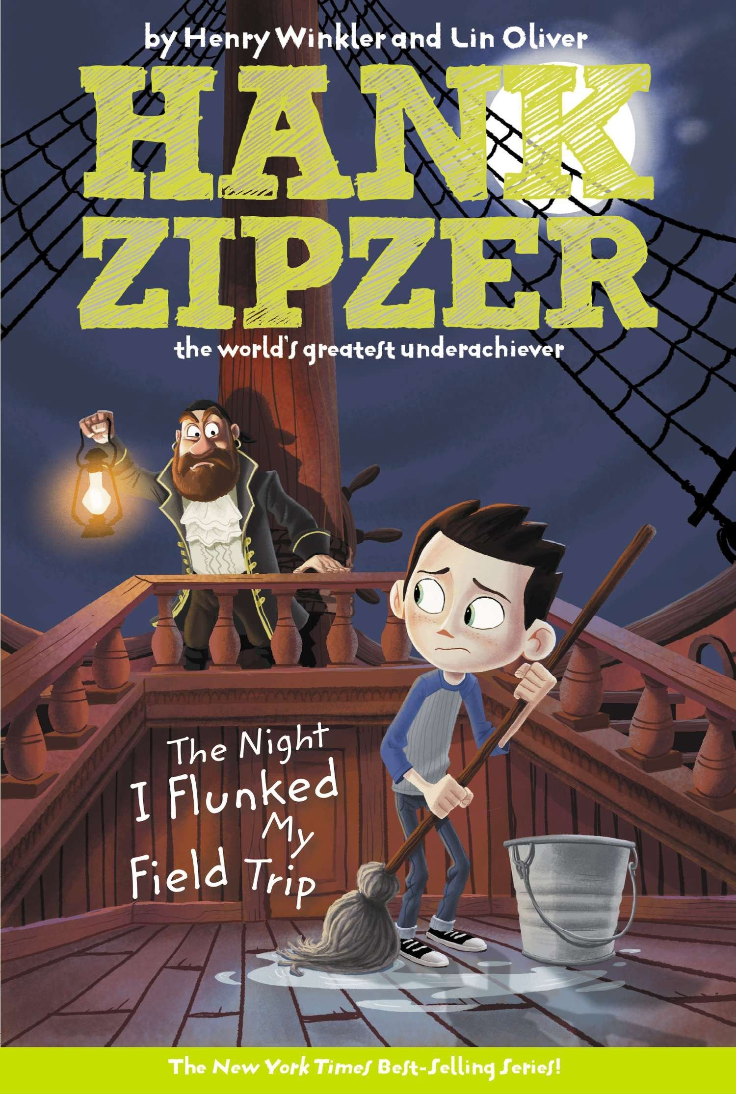 The Night I Flunked My Field Trip #5 (Hank Zipzer) PDF