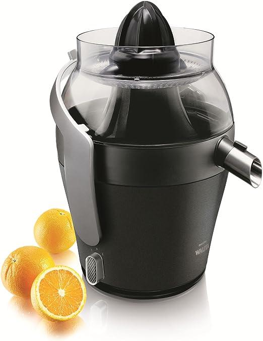 Philips HR1870 - Exprimidor eléctrico, 700 W, color negro: Amazon ...