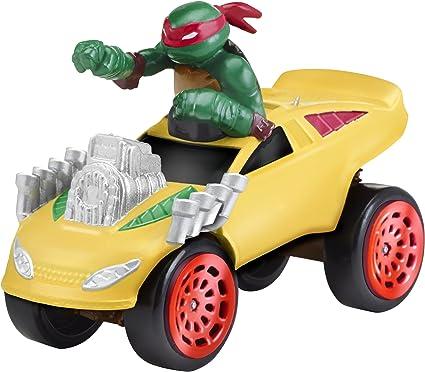 Teenage Mutant Ninja Turtles T-Machines Raphael in Monster Truck Diecast Vehicle