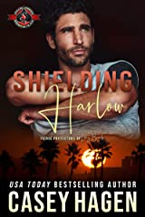 Shielding Harlow (Special Forces: Operation Alpha) (Fierce Protectors Book 2) Kindle Edition