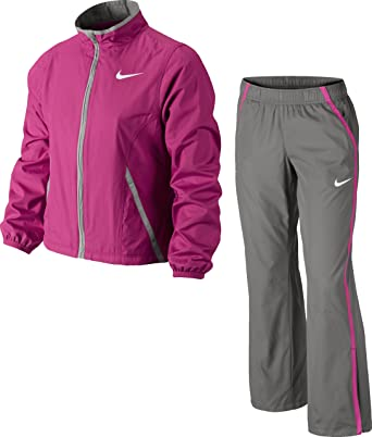 Nike Power Warm Up – Chándal para niña, niña, Color Rosa - Pink ...