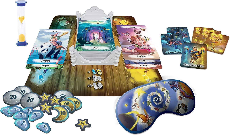 Asmodee- When I Dream, RPWID01FR, Juegos Familia: Amazon.es: Juguetes y juegos
