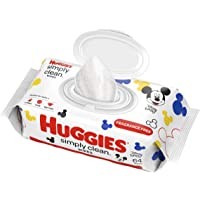 Huggies Simply Clean, Baby Wipes, 1 Pack